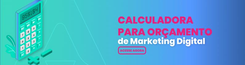 Banner calculadora de orçamento