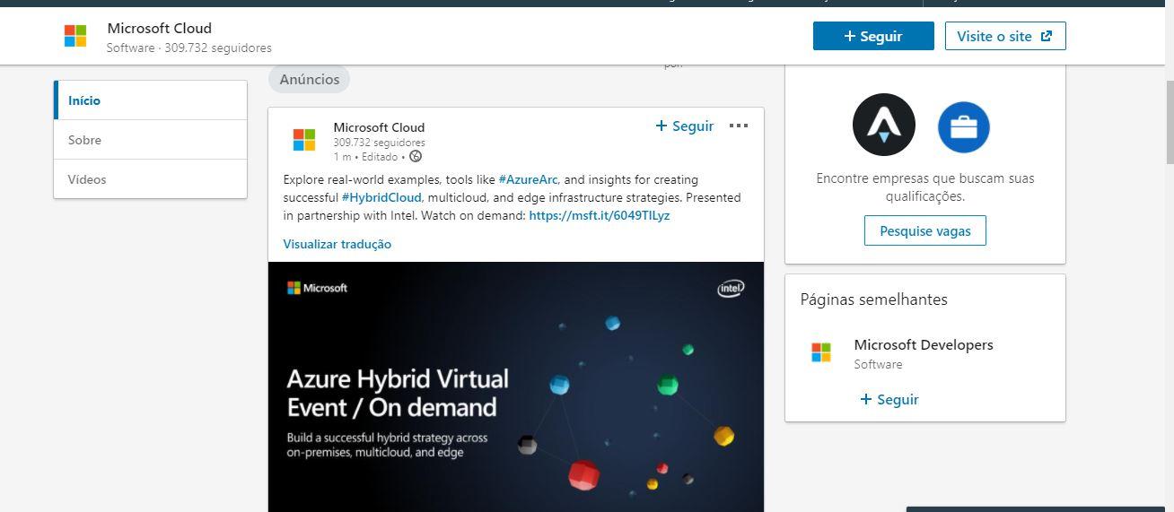 Microsoft Clould