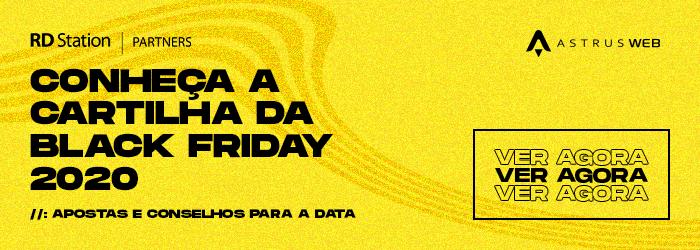 Cartilha Black Friday 2020