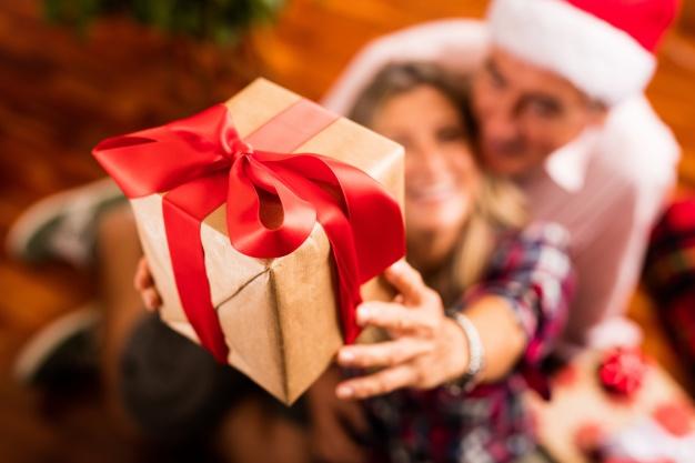 Comprar presentes de Natal pela internet