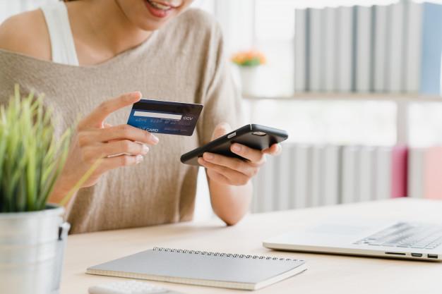 Tendências de marketing digital 2021 - compras pela internet